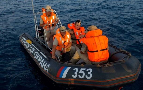 У Криму затримали українське судно