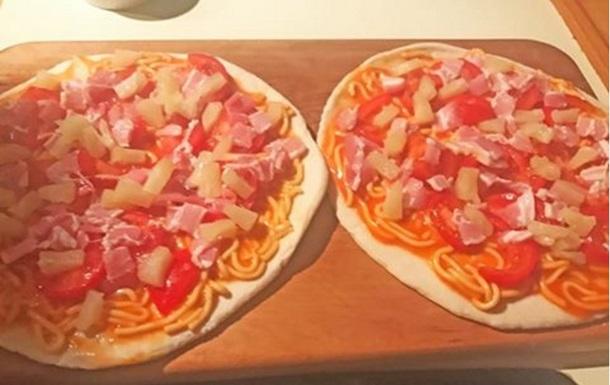 Піца зі спагеті від прем єра Нової Зеландії збурила мережу