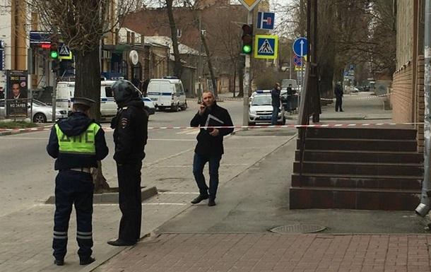 Опубліковано відео моменту вибуху у Ростові