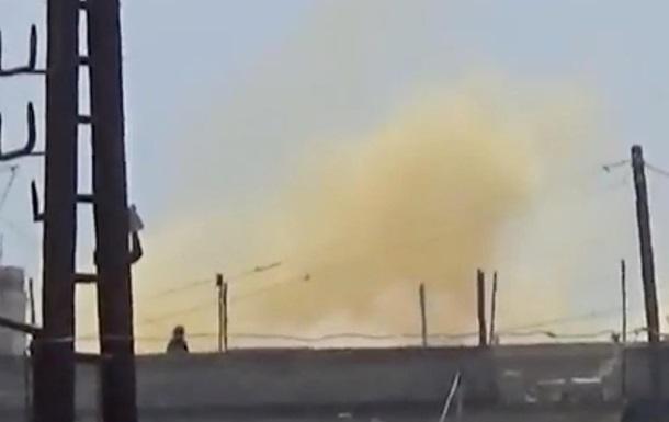 ЗМІ повідомили про другу хіматаку в Сирії