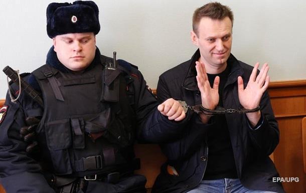 У Росії рейтинг Навального зріс удвічі