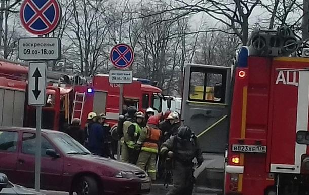 ЗМІ назвали причину вибуху в житловому будинку Петербурга