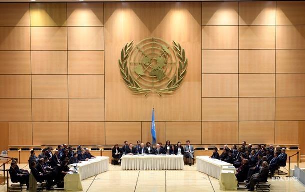 ООН закликала до перемир я в Сирії