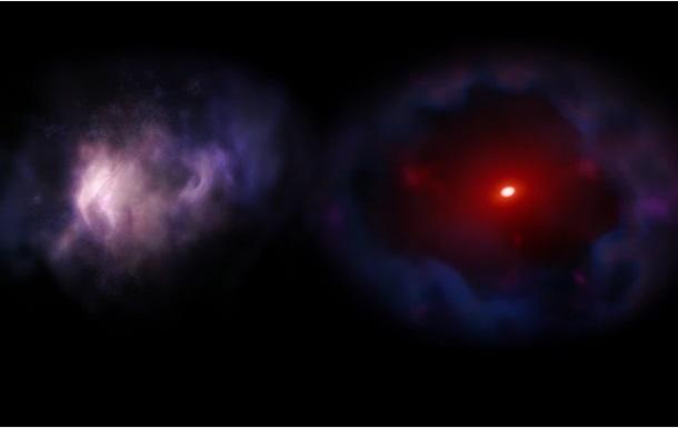 Астрономы нашли самую древнюю  мертвую галактику