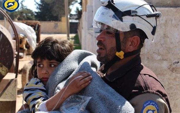 О химатаке в Сирии «Белые шлемы» сообщили раньше, чем она произошла