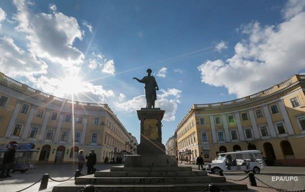 Украина упала в рейтинге туризма