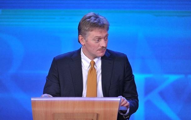 Кремль: Ми не беззастережно підтримуємо Асада