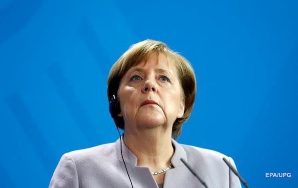 Меркель: Хіматака в Ідлібі - військовий злочин