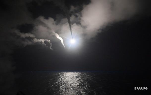 У Сирії назвали ракетний удар США актом агресії
