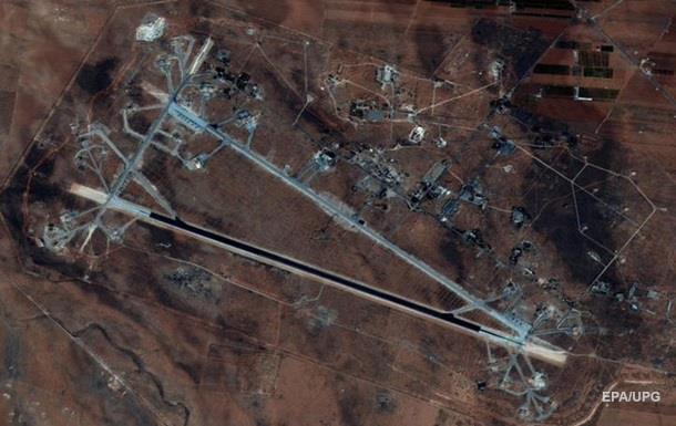 У Сирії заявили про загиблих внаслідок удару США