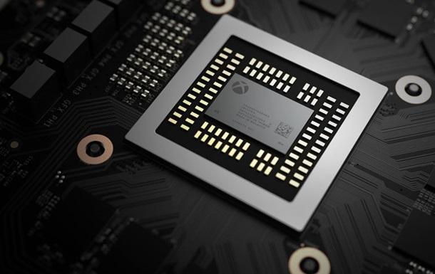 Раскрыты характеристики приставки Xbox Scorpio