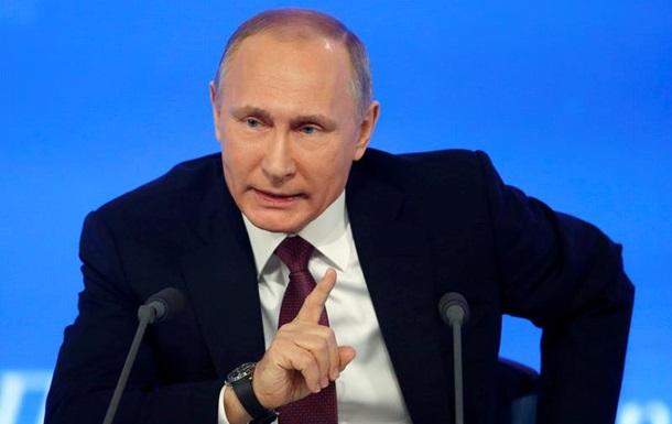 Путін про атаку США: Порушення міжнародного права