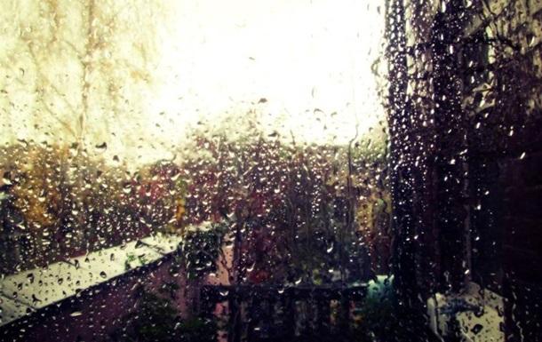 Українців вихідними чекають дощі та похолодання