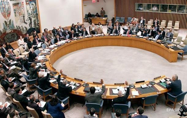 Радбез ООН збереться через ракетний удар США
