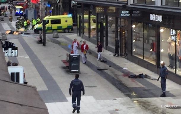 Жертвами теракта в Стокгольме стали пять человек