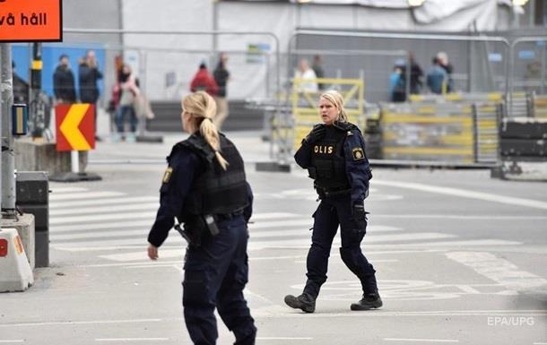 Теракт в Стокгольмі: затримано одну особу