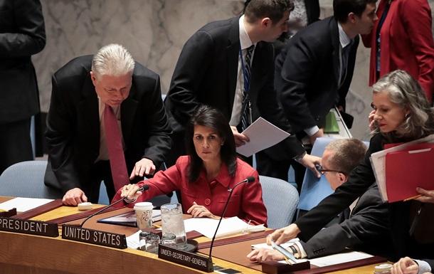 США про хіматаку в Сирії: Росія і Іран теж винні