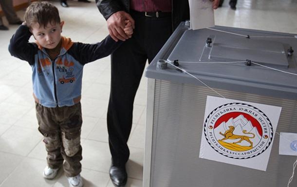 У Південній Осетії почалися вибори президента
