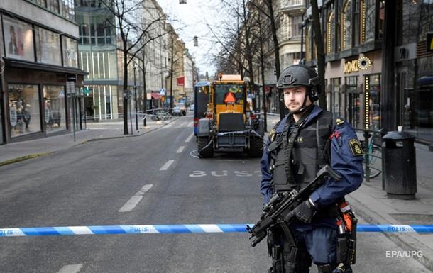 Теракт у Стокгольмі: названо громадянство загиблих