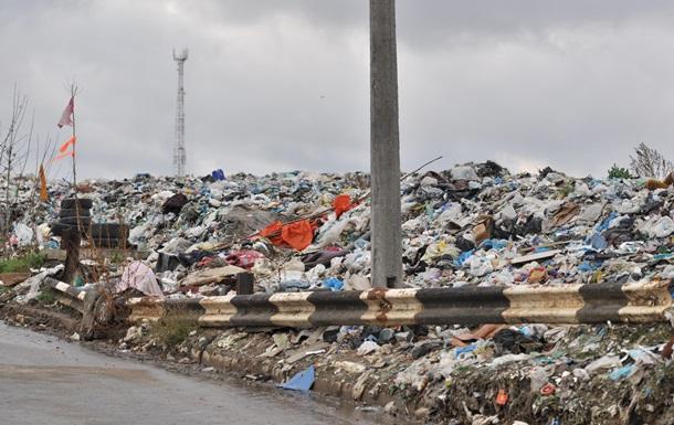 КМДА пропонує вивозити залишки сміття в Чорнобиль