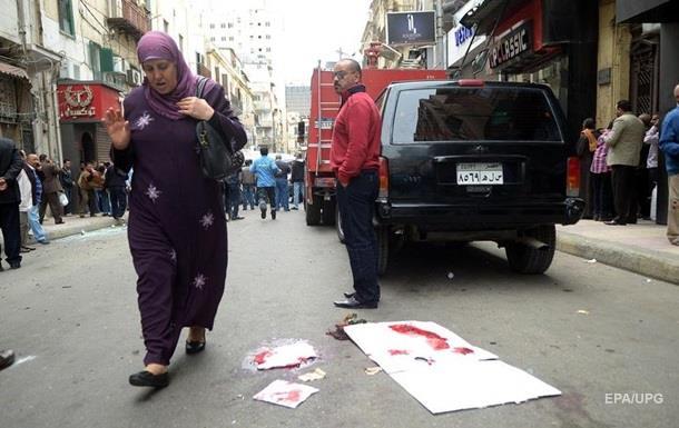 ІДІЛ взяла відповідальність за вибухи в Єгипті