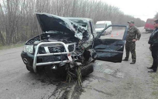 ДТП з маршруткою у Хмельницькій області: 13 постраждалих