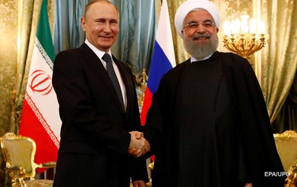 Іран і РФ продовжують підтримувати владу Сирії