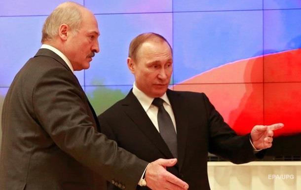 Росія виділить Білорусі кредит в $1 мільярд