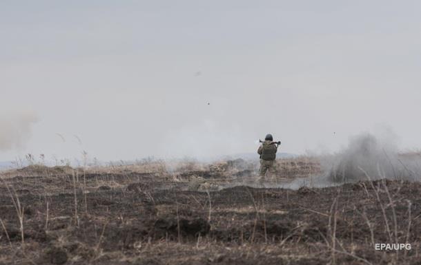 У зоні АТО за добу поранені двоє бійців - штаб