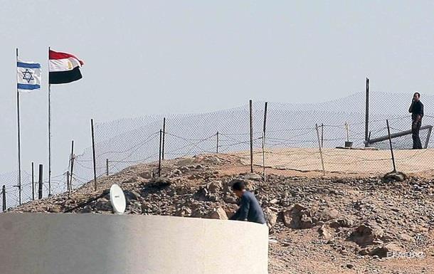Ізраїль закрив для своїх громадян кордон з Єгиптом