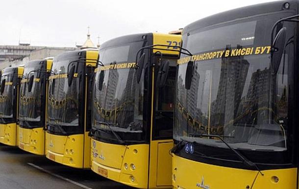 У Києві на Великдень транспорт працюватиме довше