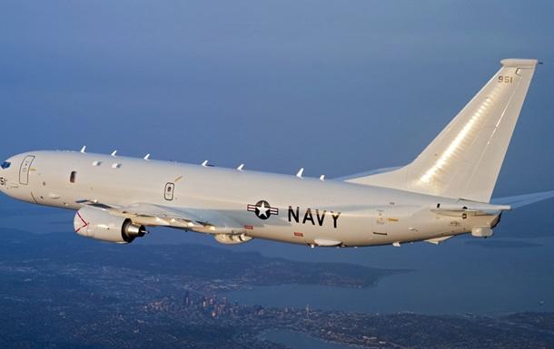 Літак США здійснив розвідку біля Криму - ЗМІ