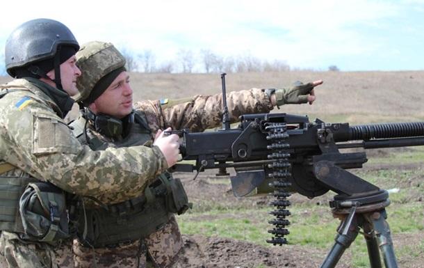 Доба в АТО: Поранені п ятеро українських бійців