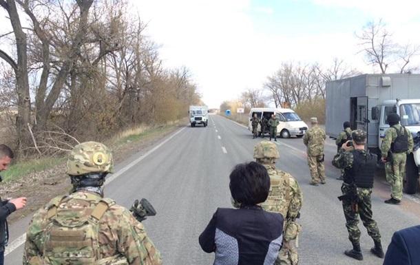 ДНР передала Киеву 14 заключенных