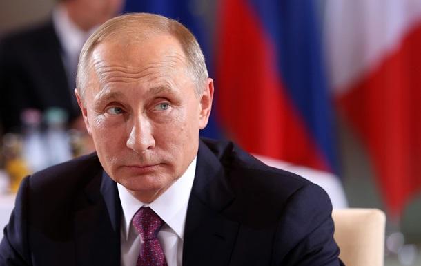Путін: Сирії готують нові провокації із хімзброєю