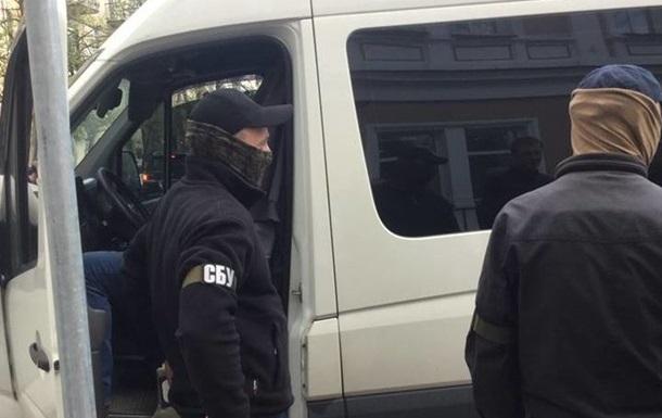 Під час спецоперації в Києві затримано двох осіб – СБУ