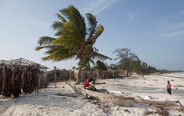 Землетрус магнітудою 5,8 зафіксовано біля берегів Філіппін