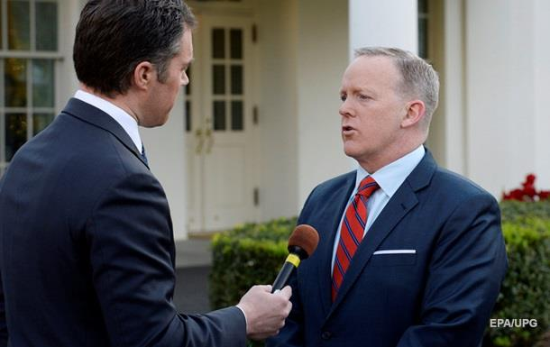 В Белом доме извинились за Асада-Гитлера