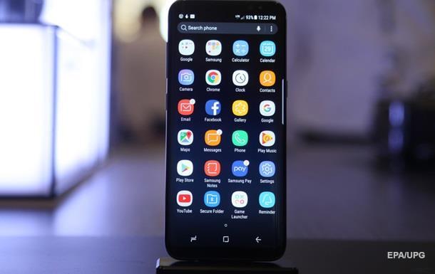 Samsung обігнала Apple у виробництві смартфонів