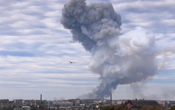 У Донецьку прогримів потужний вибух – ЗМІ