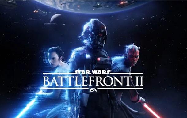Star Wars Battlefront II: видео
