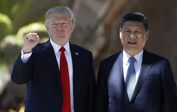 Потрясающие отношения. Трамп подружился с Китаем