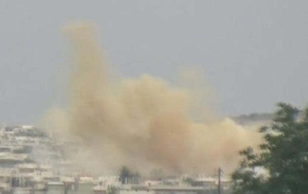 ЗМІ повідомили про нову хімічну атаку в Сирії