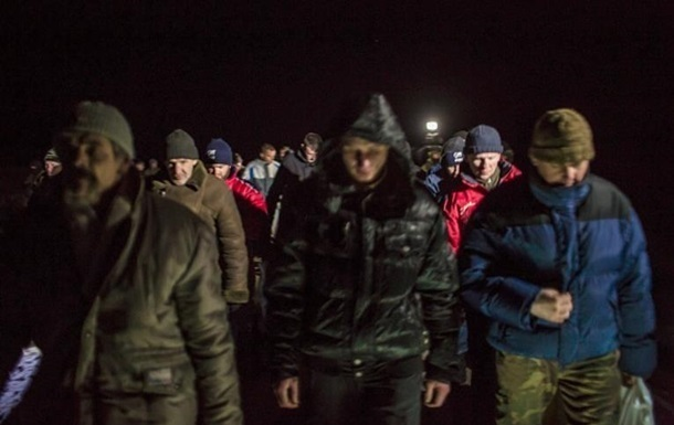 Київ заявив про зростання кількості полонених в ДНР і ЛНР