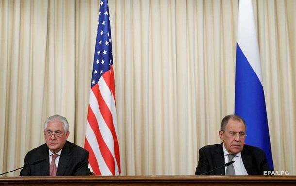 Тіллерсон: Україна - перешкода для відносин з РФ