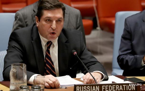 Представник РФ в ООН відчитав британського колегу