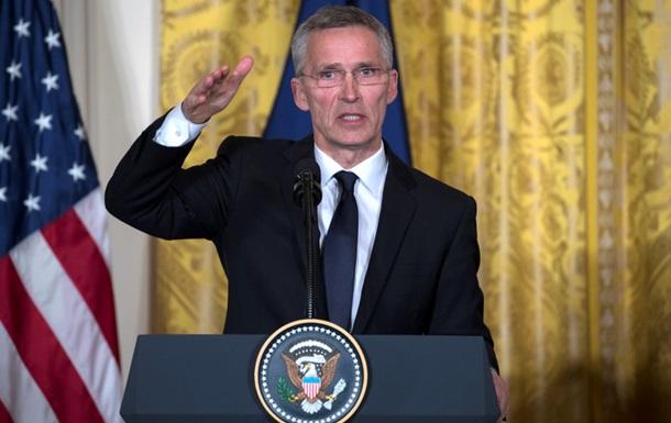 НАТО: Ми не хочемо нової  холодної війни