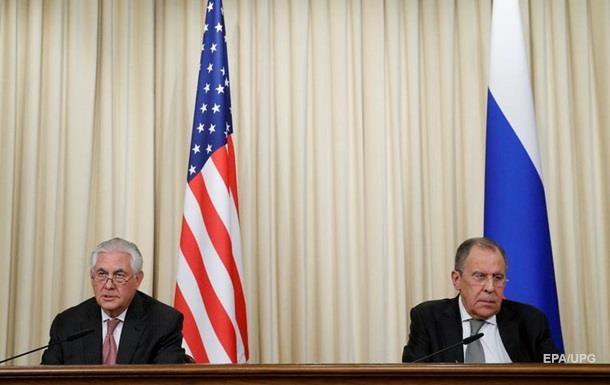 Итоги 12.04: Тиллерсон в РФ, версии Путина о Сирии