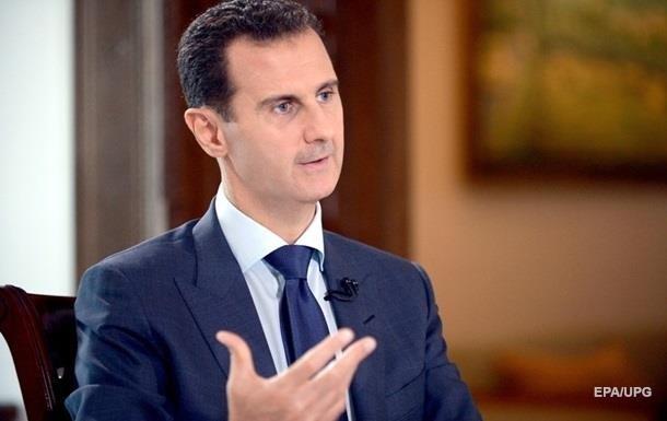 Асад: Хіматака в Ідлібі сфабрикована