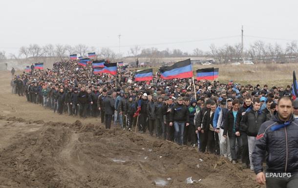 50 бійців на добу. У ДНР розповіли про втрати